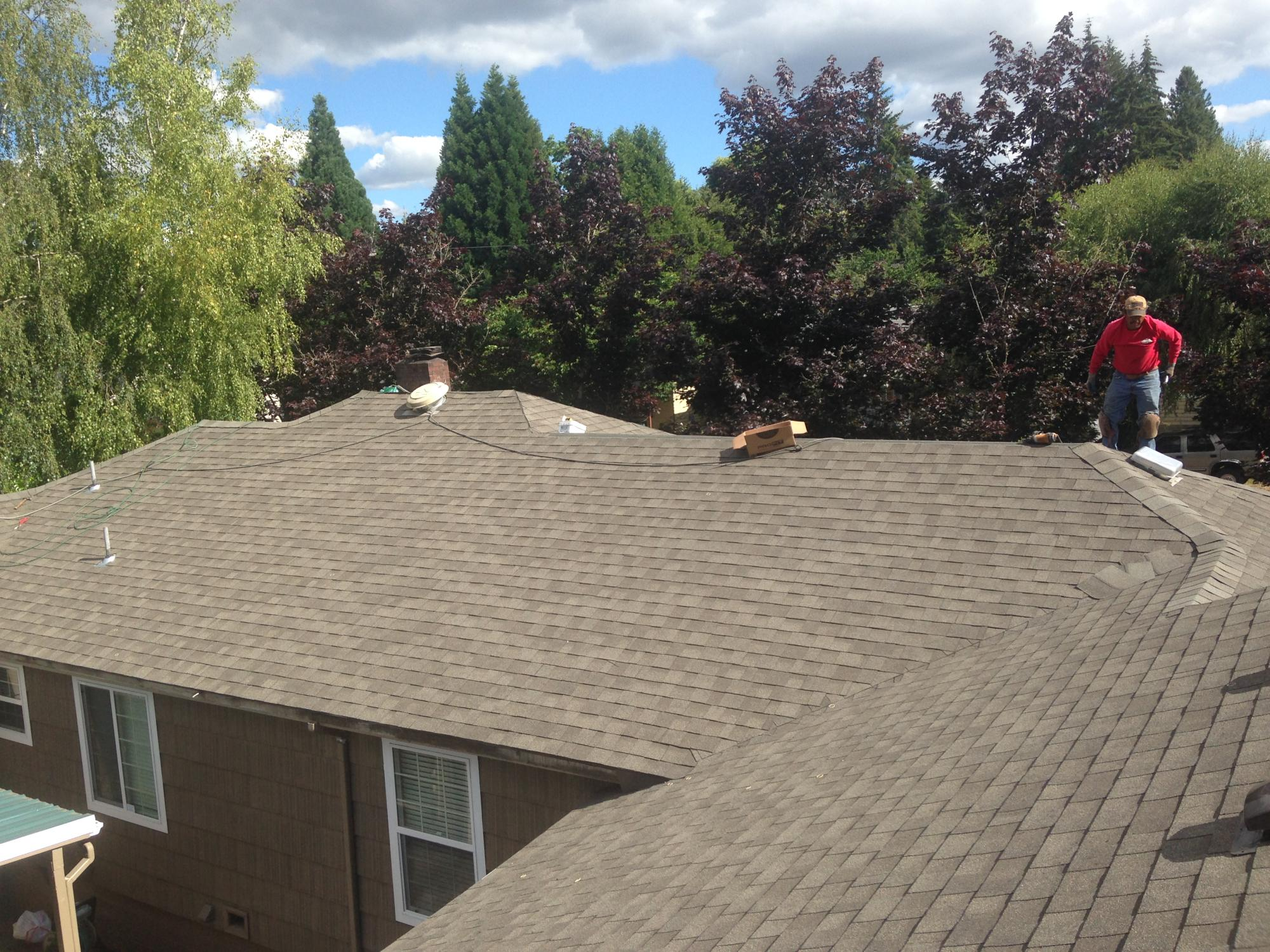 Owner Operated, Advanced Roofing Technologies Inc. Provides You With  Reliable Roofing Services And Professionally Warrantied Work.